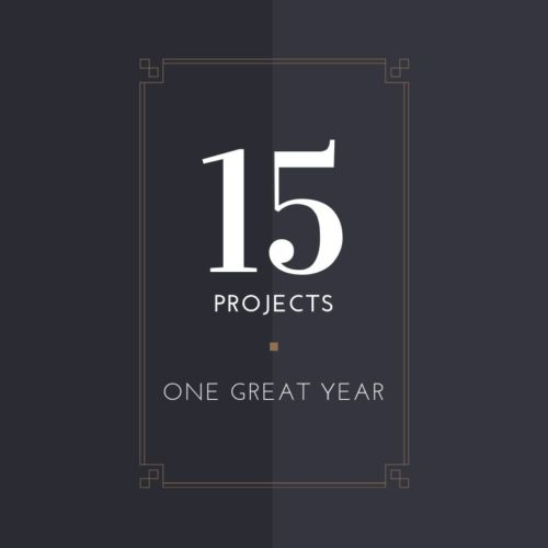 15 content projects for Content Connective, Shaun Lowthorpe