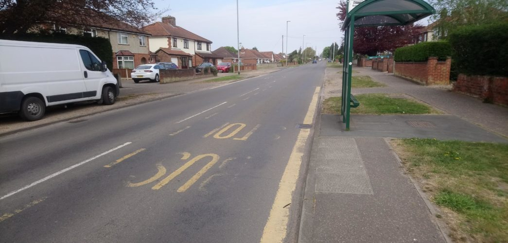Why Covid-19 could mark the end of the road for cars in Norfolk